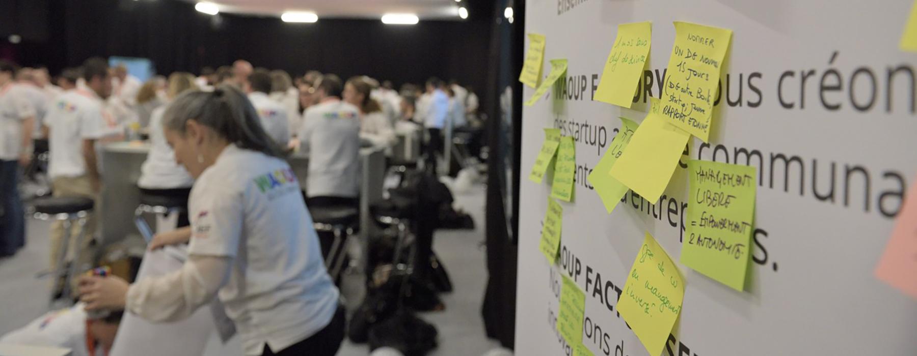 Les collaborations et le partage d'expérience