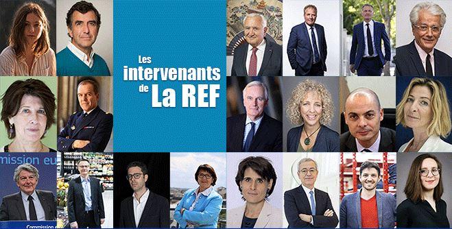 Des intervenants d'exception à la REF du MEDEF les 26 et 27 août 2020