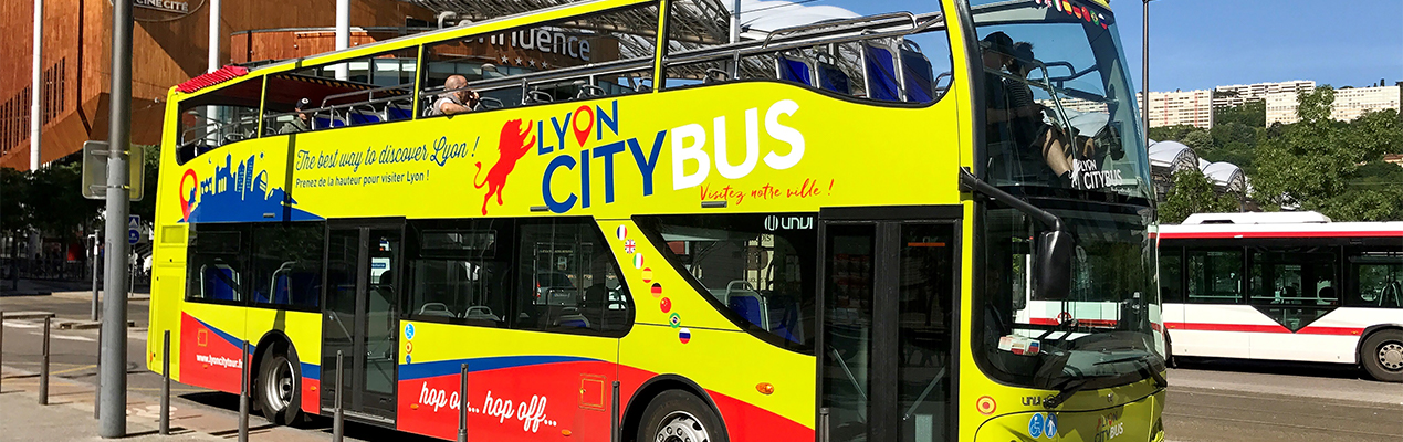 Joyeux anniversaire Lyon City Tour, 15 ans !