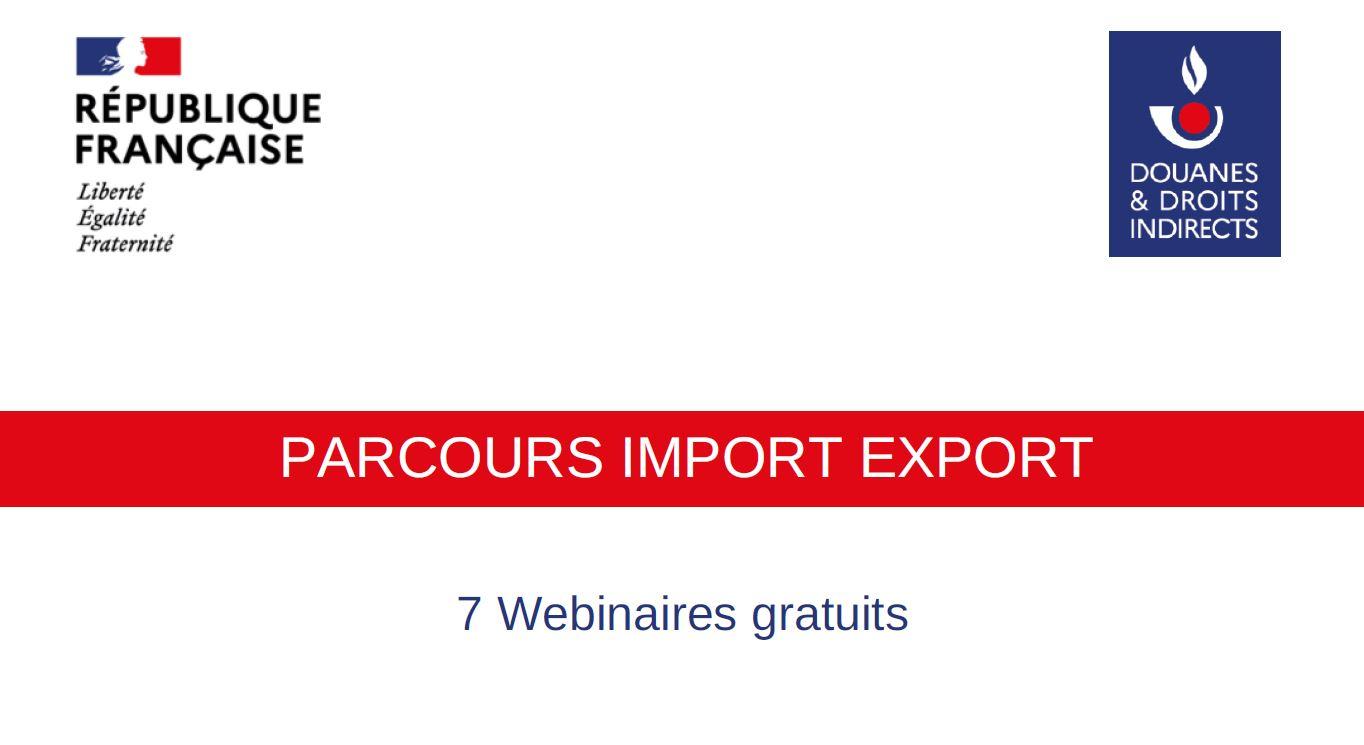 Parcours Import/Export par la Direction Régionale des Douanes de Lyon