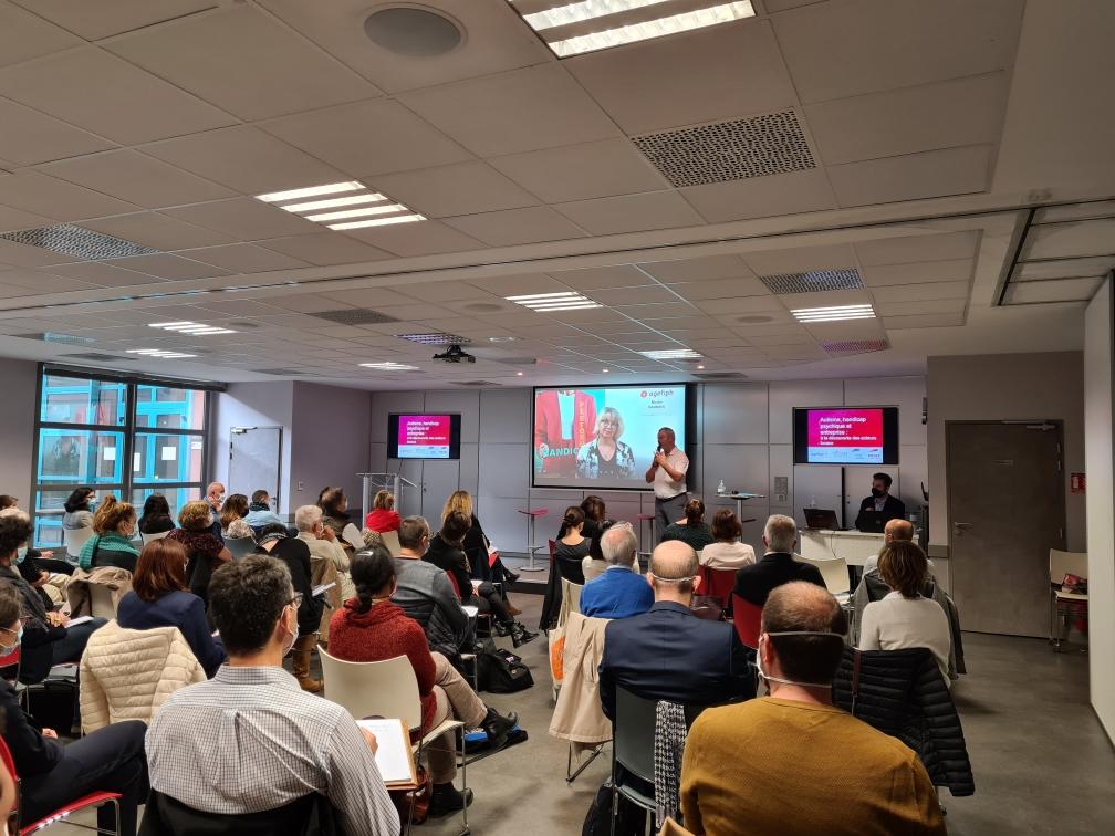 Le MEDEF Lyon-Rhône s'engage pour les publics éloignés de l'emploi en sensibilisant les entreprises avec une matinale dédiée à l'autisme et aux handicaps psychiques
