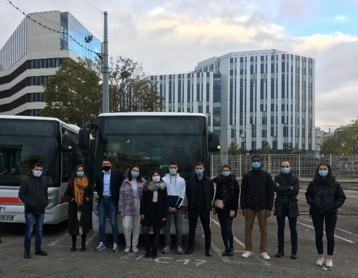 Kéolis Lyon, adhérent du MEDEF Lyon-Rhône, engagé en faveur de la relance et soutient l'alternance et les jeunes talents