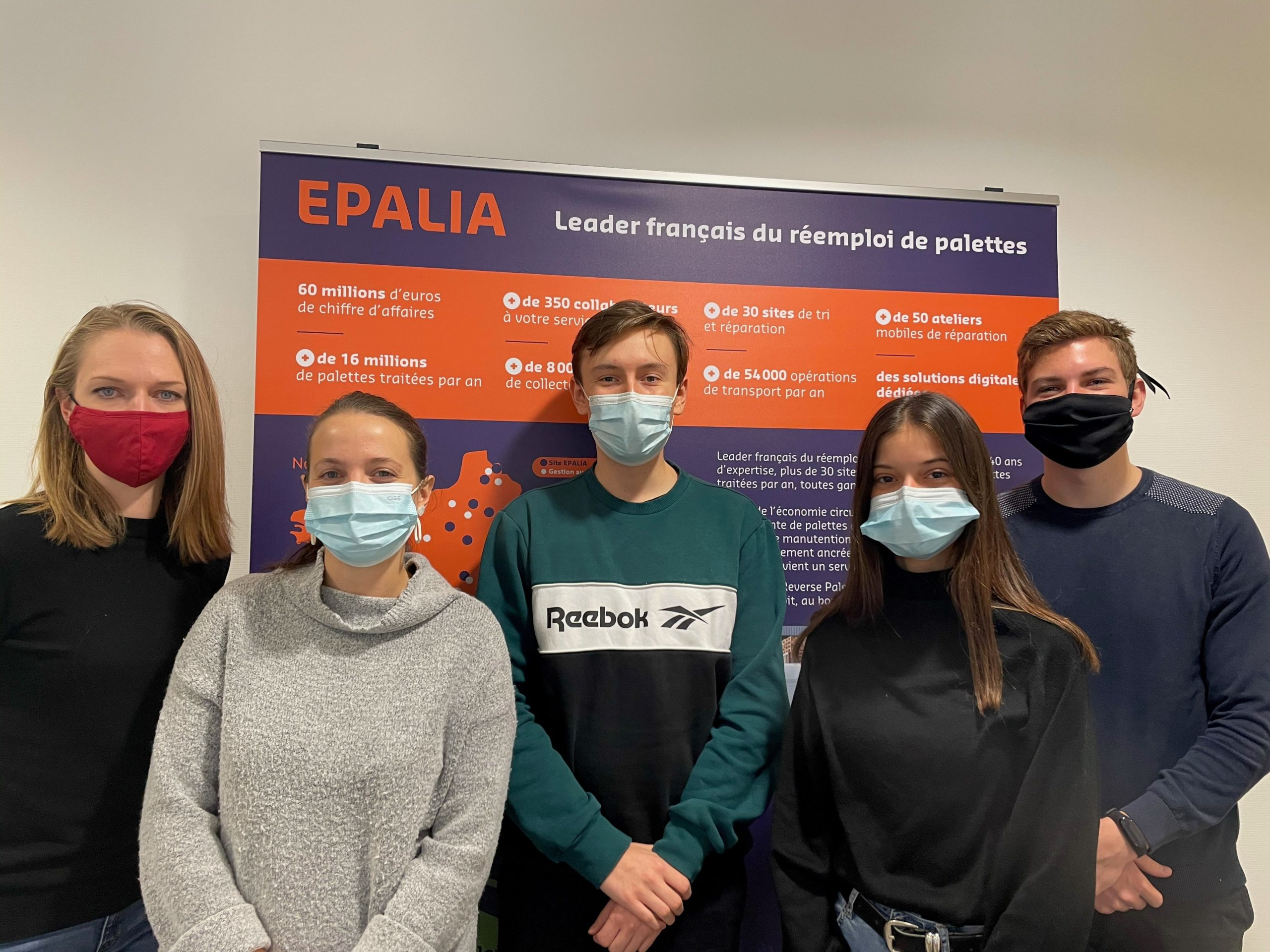 Epalia, adhérent du MEDEF Lyon-Rhône, engagé en faveur des jeunes talents avec le recrutement de profils en alternance
