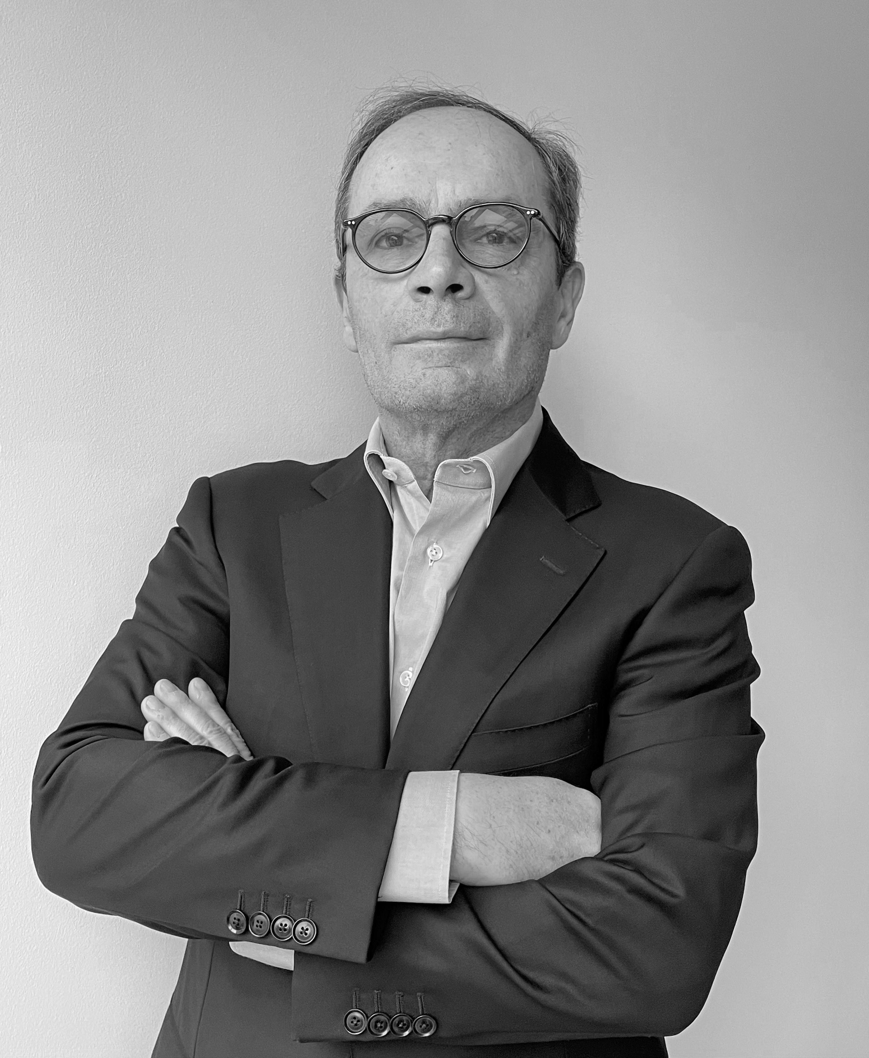 Gilles Courteix, Président du MEDEF Lyon-Rhône