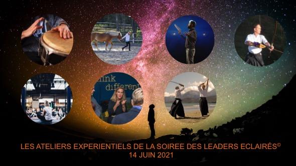 Forum des Leaders Eclairés : une soirée d'ateliers et d'échanges entre dirigeants et entrepreneurs inspirants